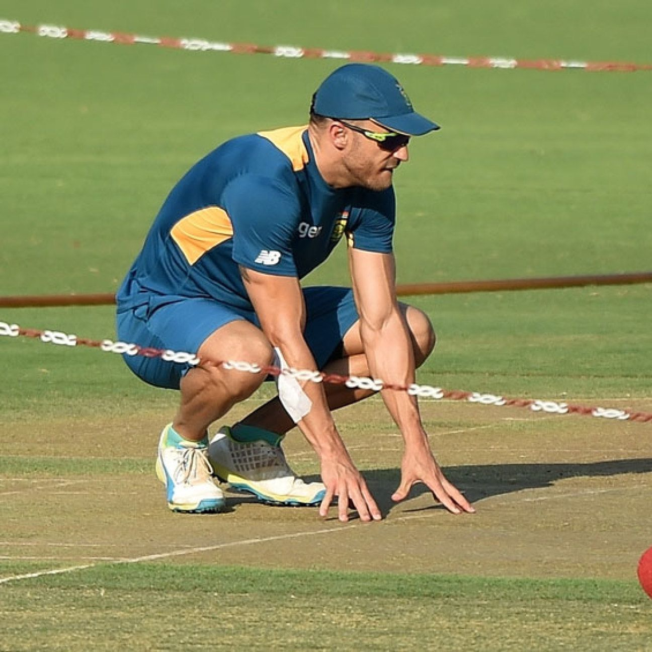 Test championship rules will discourage below-par pitches, feels Faf du Plessis