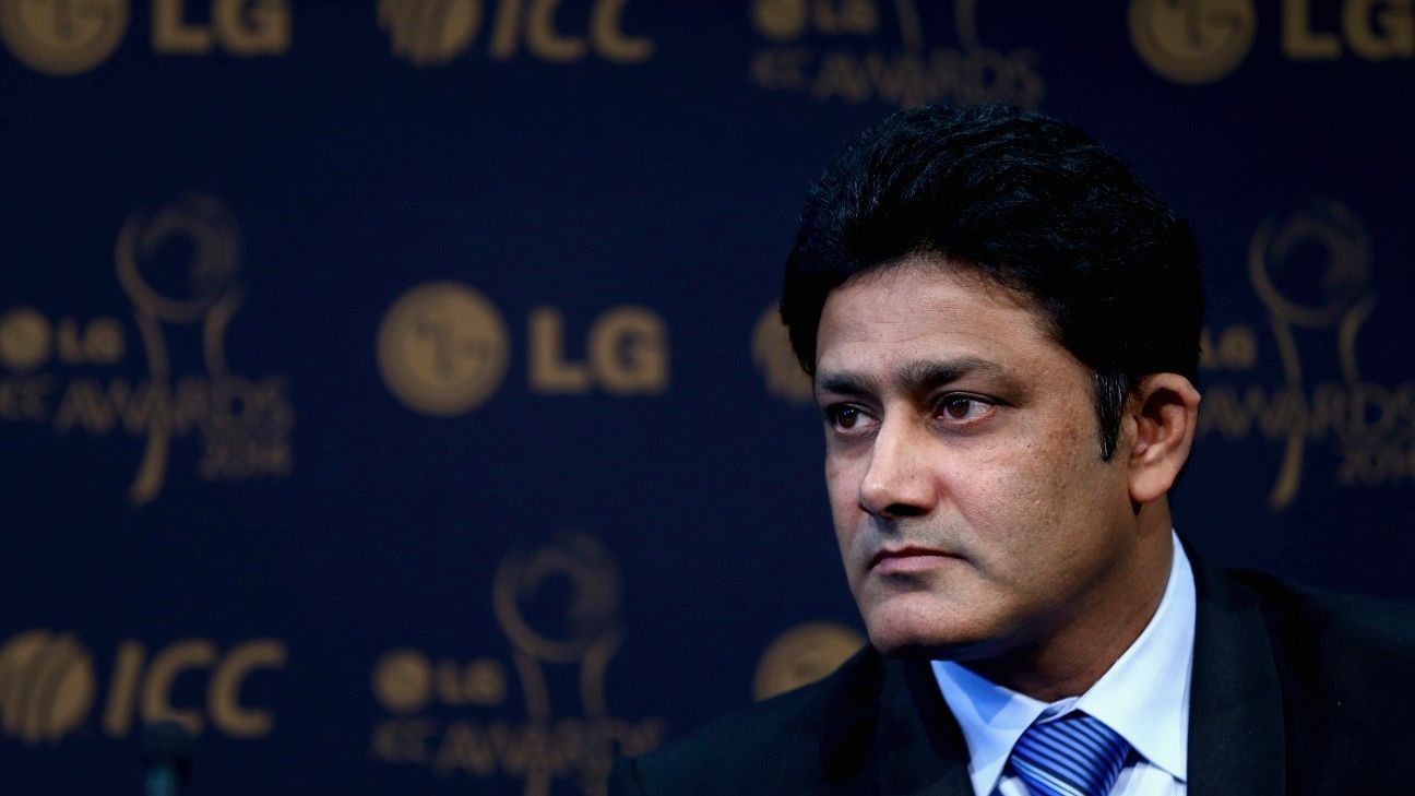 The learning is to 'back off' and let players relax - Anil Kumble