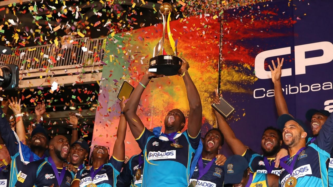 CPL 2019 - Jason Holder can lead in T20s, and other takeaways
