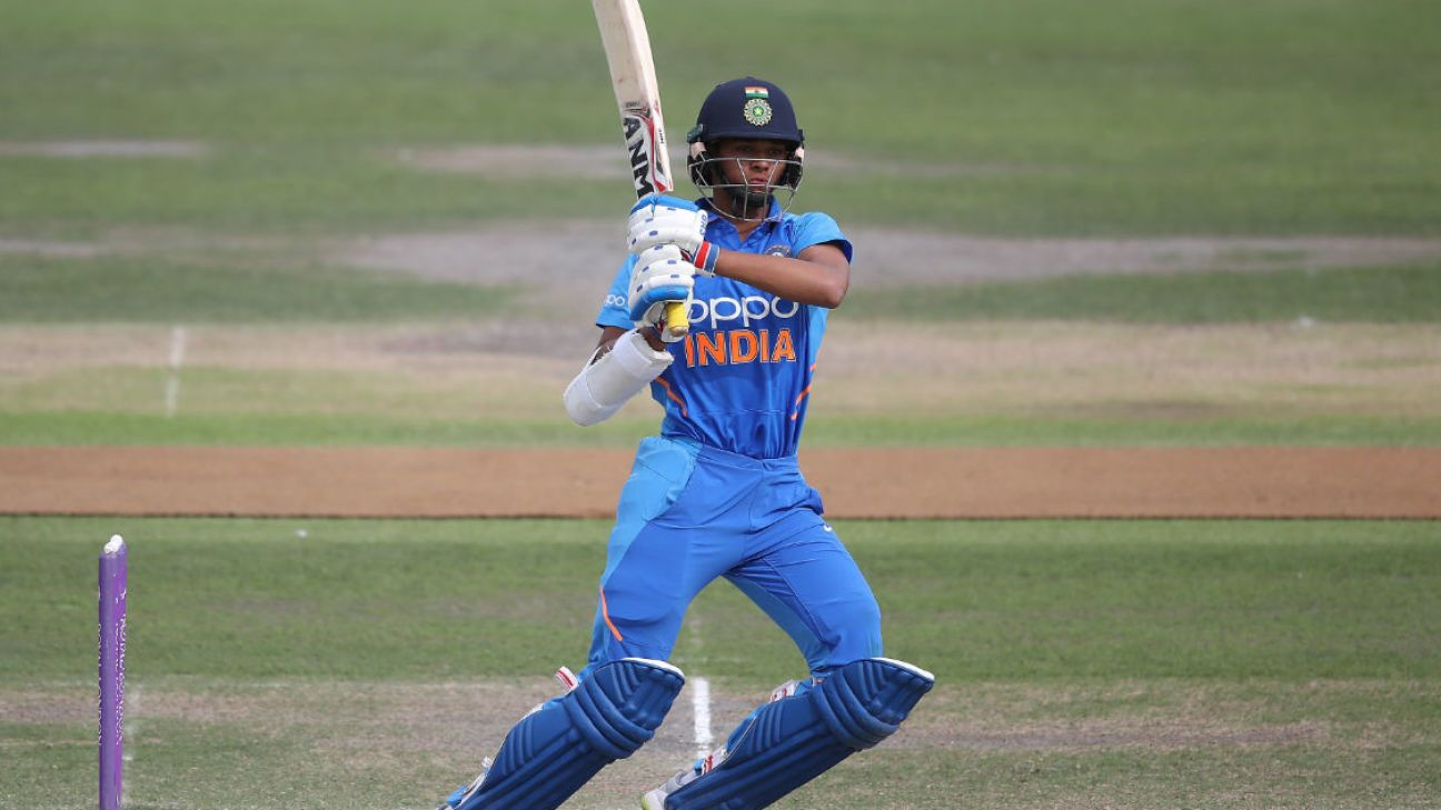 Mumbai teen Yashasvi Jaiswal becomes the youngest man to hit a one-day double-century