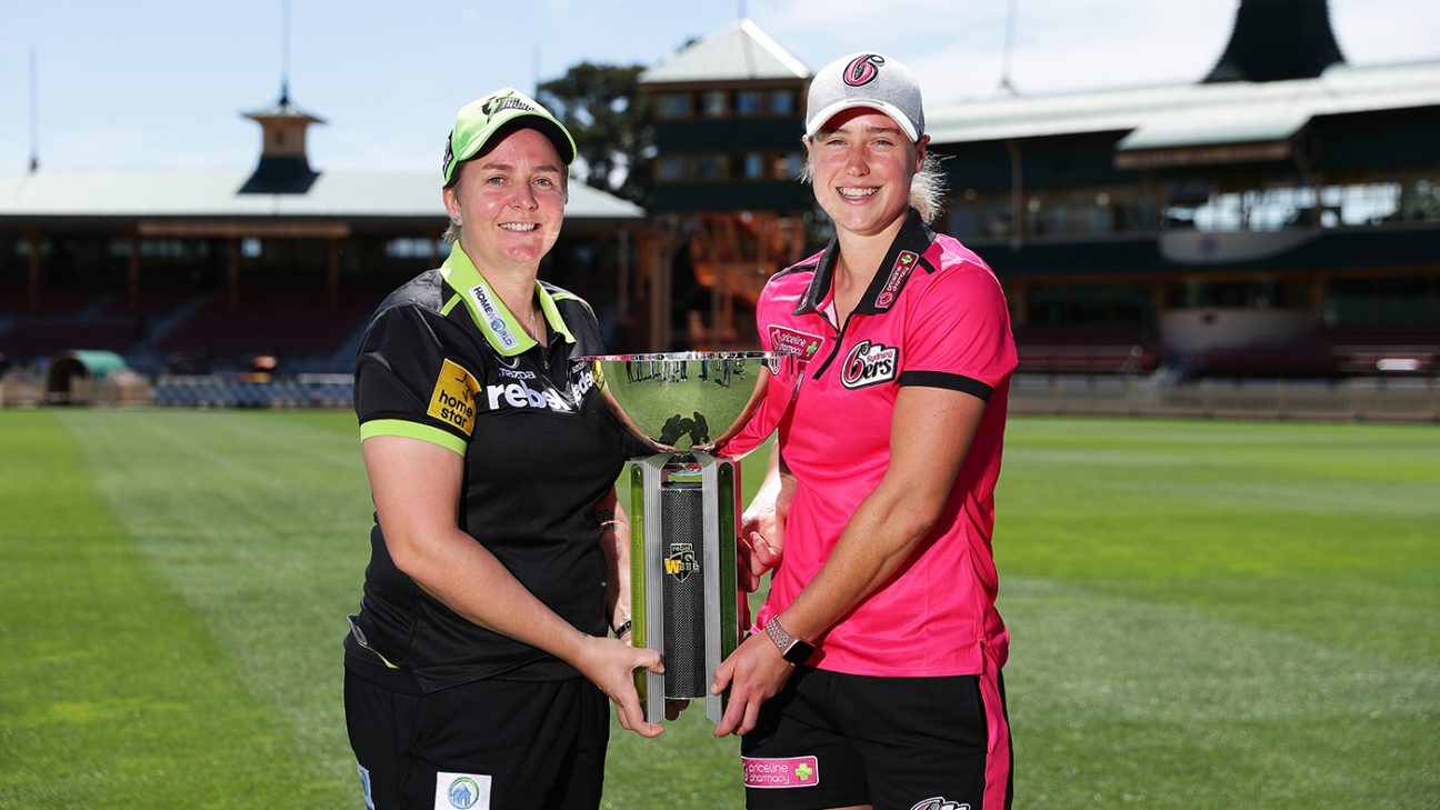 Perry looks long term ahead of big weekend for WBBL