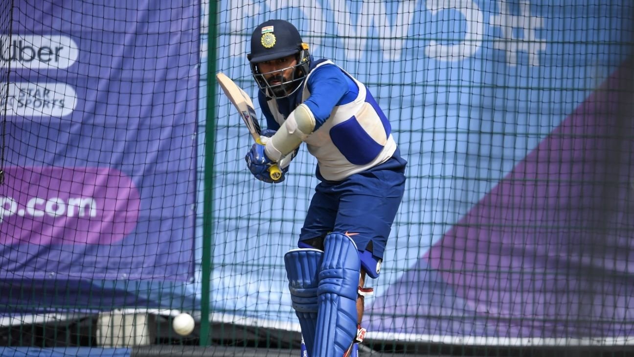 In-form Dinesh Karthik targets MS Dhoni-like finishing role in India T20I side