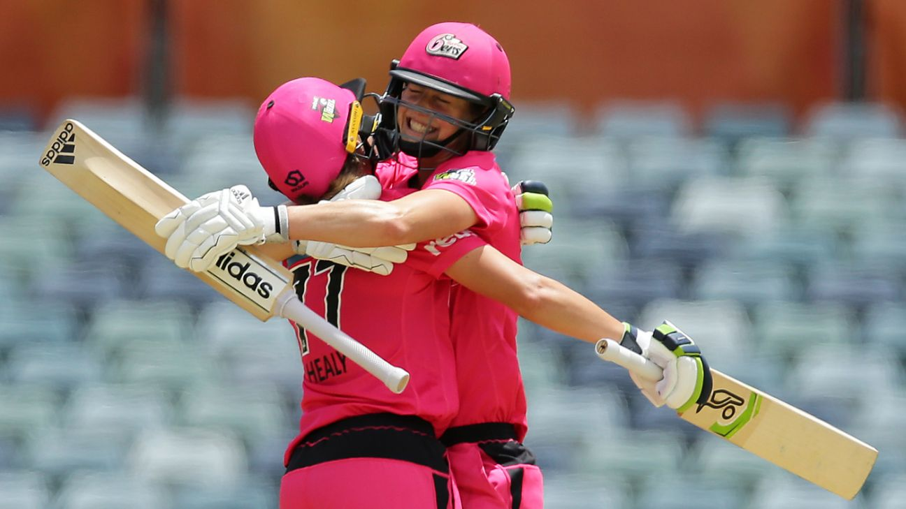 WBBL round-up: Record-breaking day for Perry and Healy