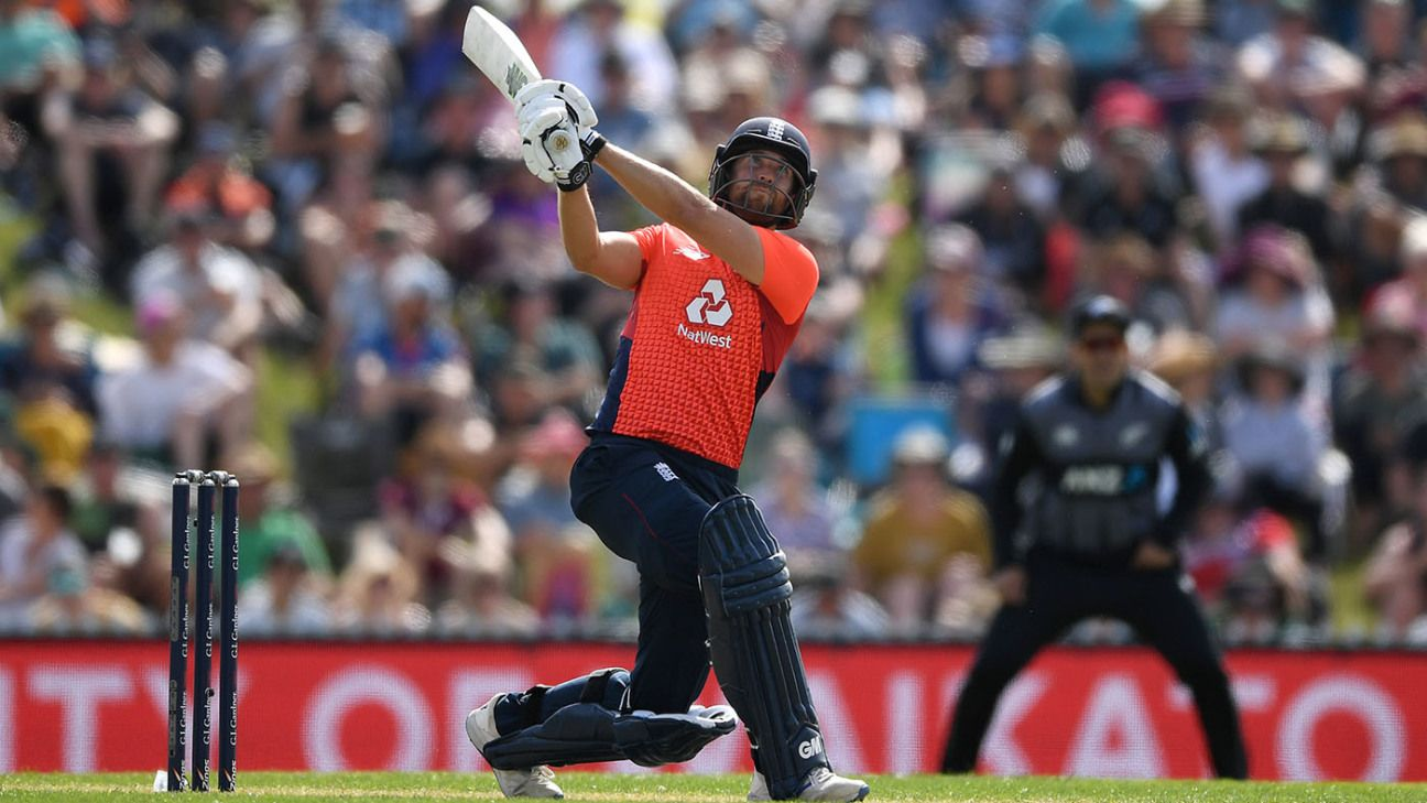 Dawid Malan jumps to No. 3 in men's T20I rankings for batsmen