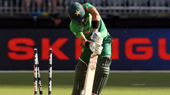 تیسرا ٹی ٹونٹی: آسٹریلیا نے پاکستان کو ہرا کر سیریز جیت لی