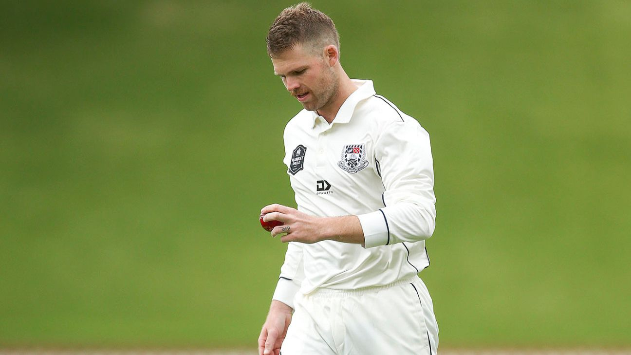 Lockie Ferguson set for New Zealand Test debut after maiden call-up