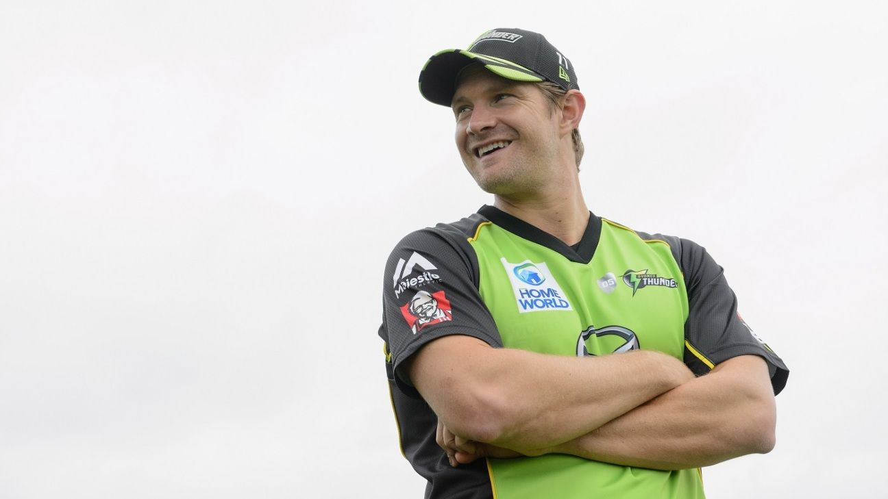Shane Watson appointed Australian Cricketers' Association president