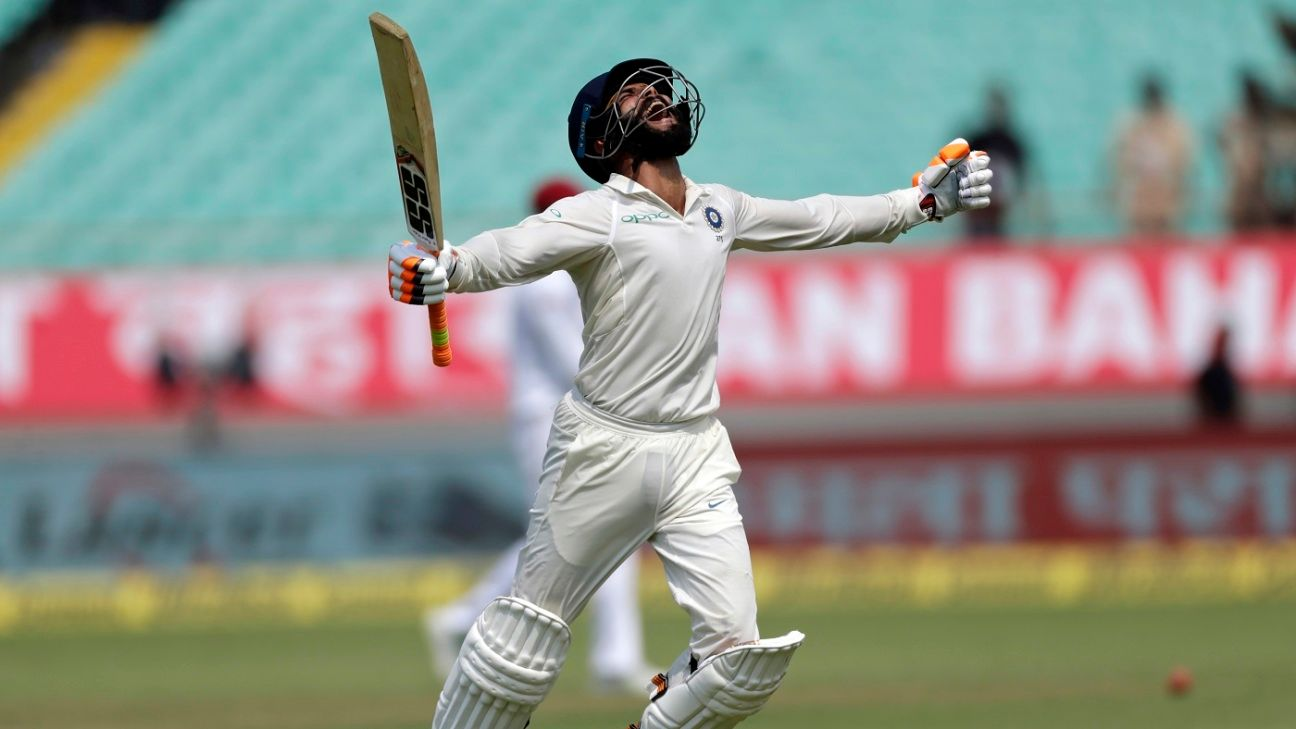Will India take the No. 6 gamble with Ravindra Jadeja while on the road?