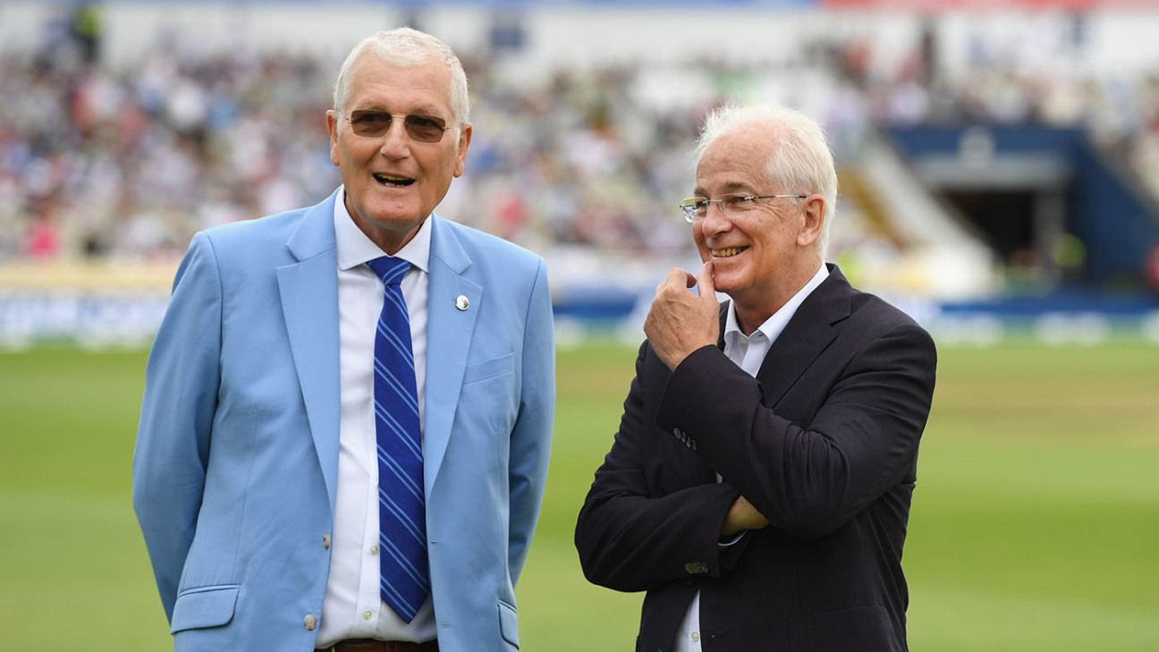 'That was abject, Charles, absolutely pathetic' - Bob Willis' best quips