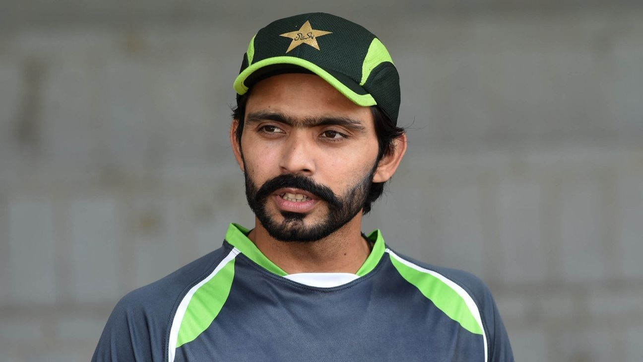 Playing again would 'almost be like a debut' - Fawad Alam