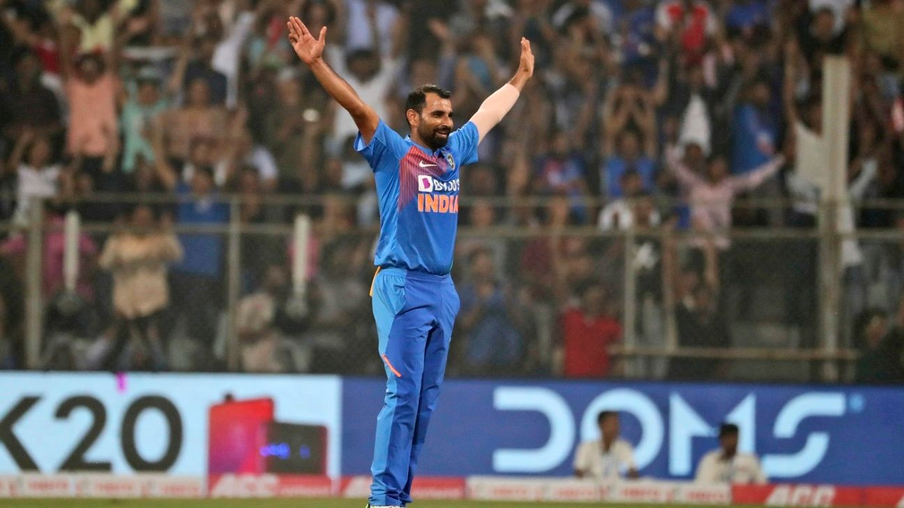 The evolution of Mohammed Shami as the yorker specialist