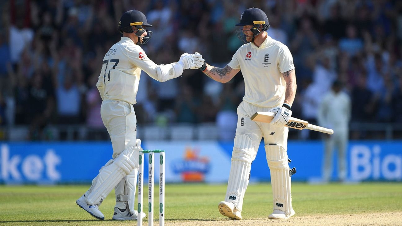 Twenty last-ball Test thrillers from the last 20 years