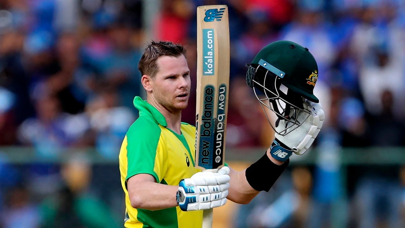 Steven Smith keeps Bengaluru hooked with perfectly imperfect innings