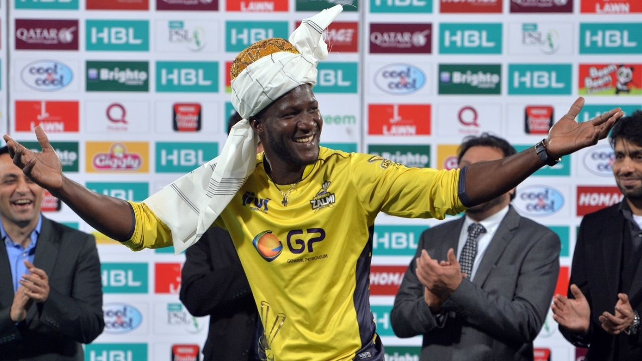 Darren Sammy to become honorary citizen of Pakistan