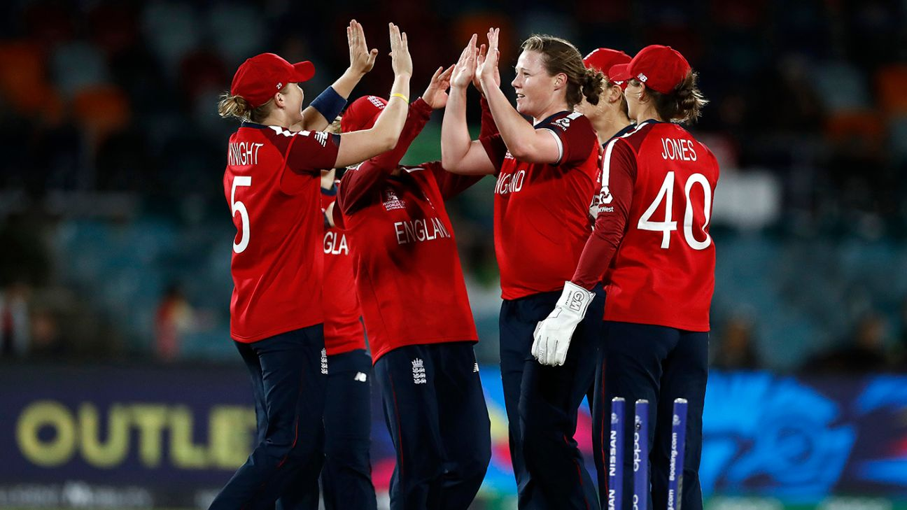 England eyeing qualification, but three other teams in semi-final fray