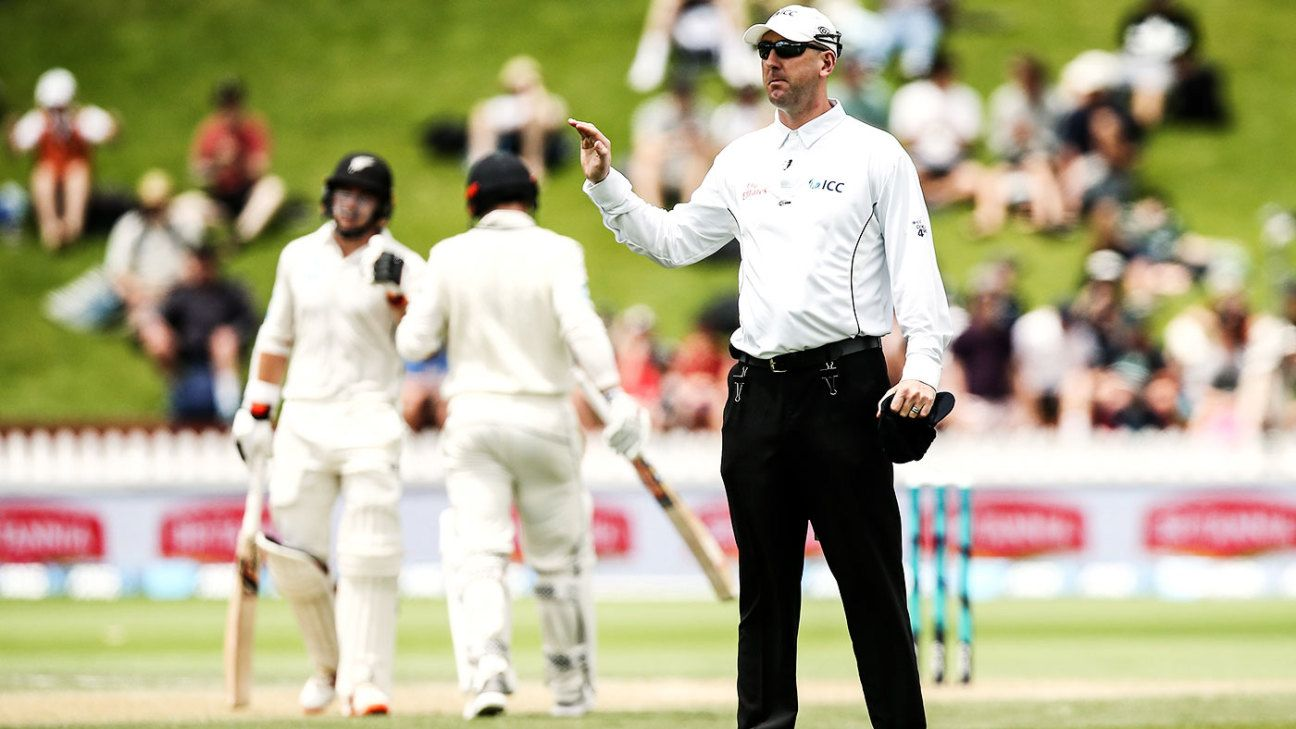 Which umpire fares the best when reviewed by DRS?   ESPNcricinfo.com