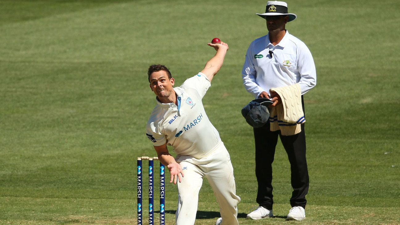 Steve O'Keefe demands more help for Australian spin bowling