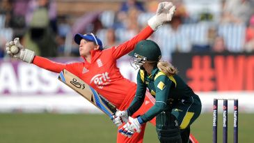 Sarah Taylor was a genuine great, irrespective of gender