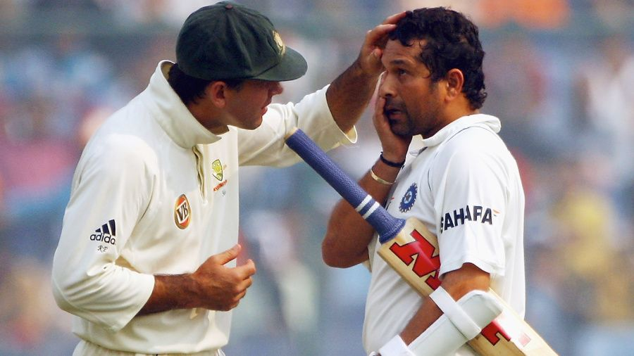 The Buzz: Up for some gentle banter between Tendulkar and Ponting?