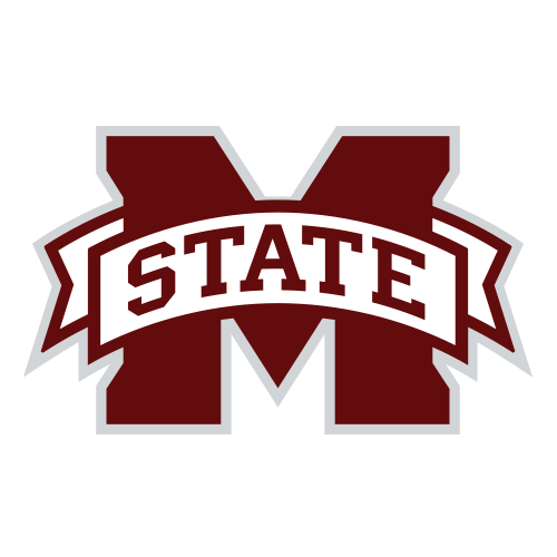 NCAA Mississippi State Bulldogs Logo Pin