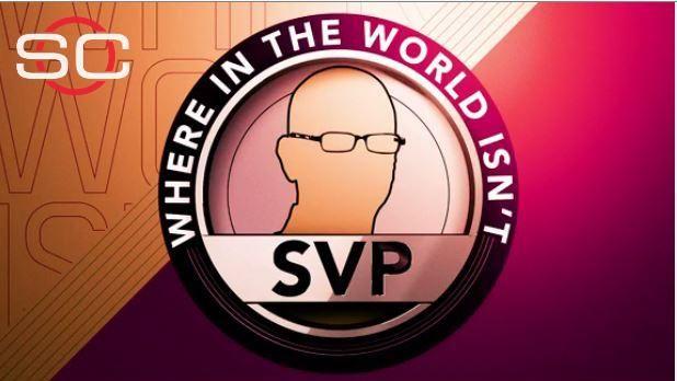 Where In The World Isn't SVP? - ESPN Video