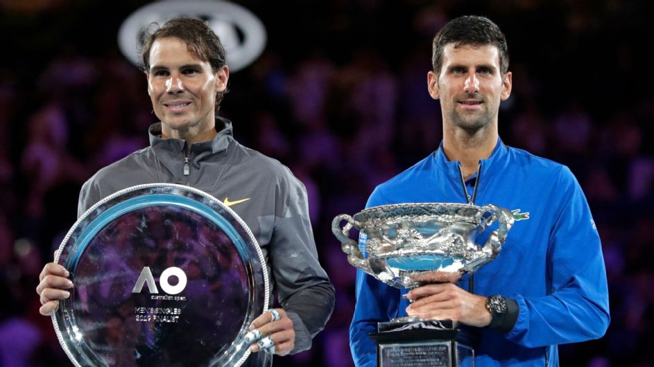 So much for the hype: The Australian Open final was Novak Djokovic at his best