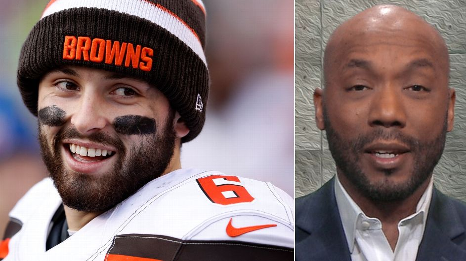 Browns open as favorites to win AFC North