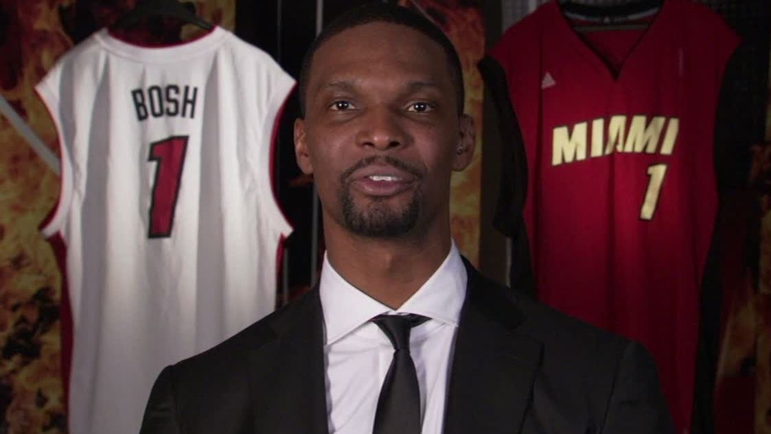 36c6276112d Bosh wanted to show his family that dad was 'a bad man' - ESPN Video