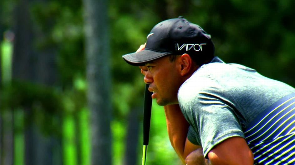 Tiger Woods and the fight against Father Time