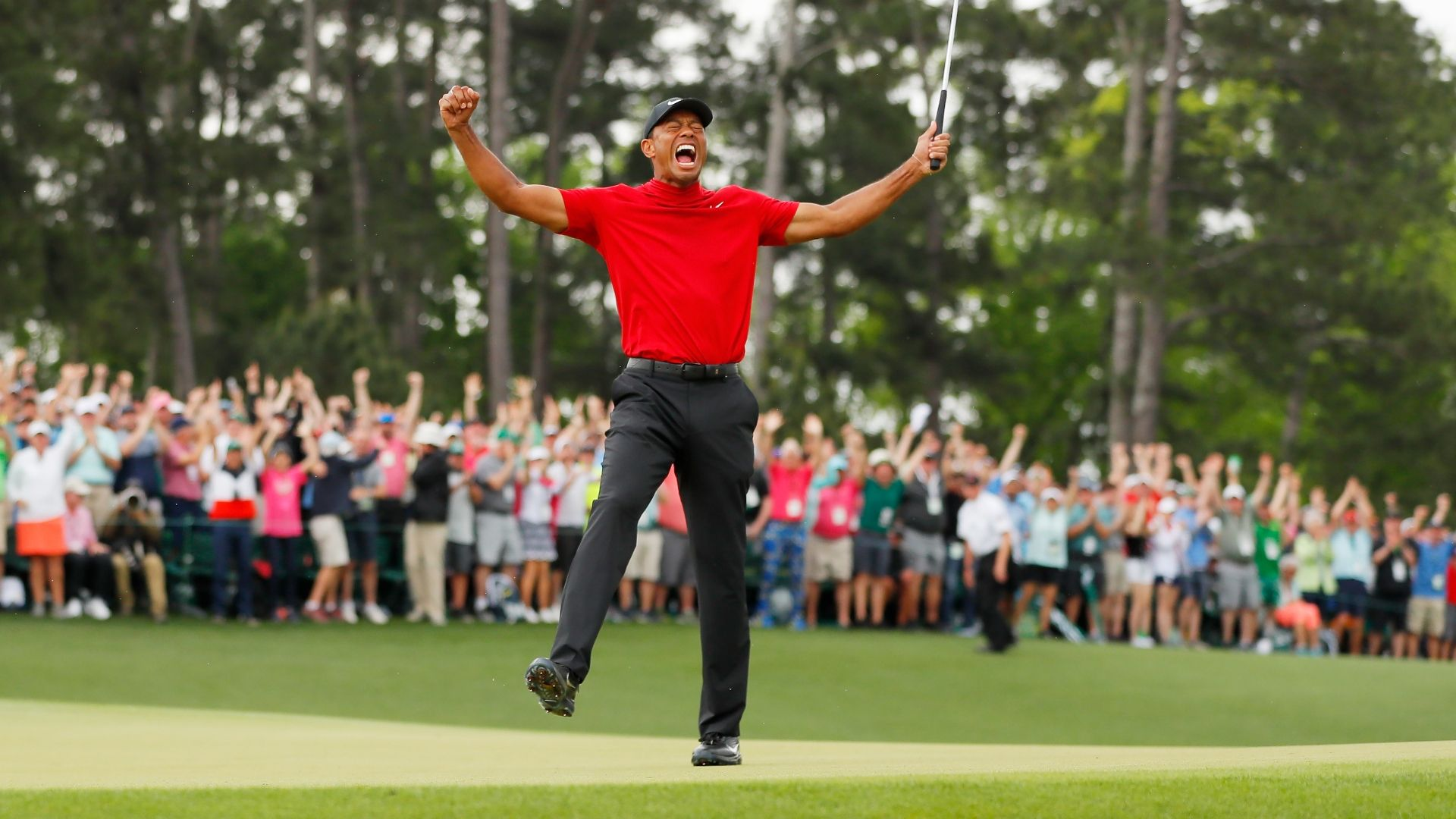 Tiger's ex-caddie: Masters win reenergizes golf