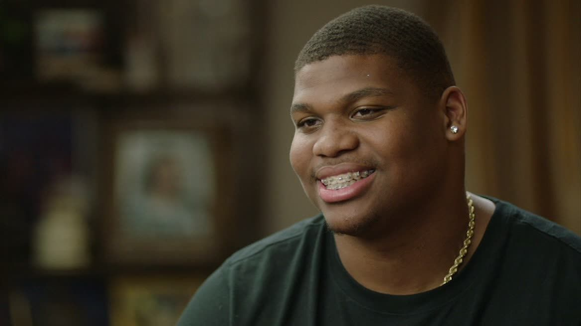 Quinnen Williams is a 'next generation' tackle -- and a soon-to-be NFL star