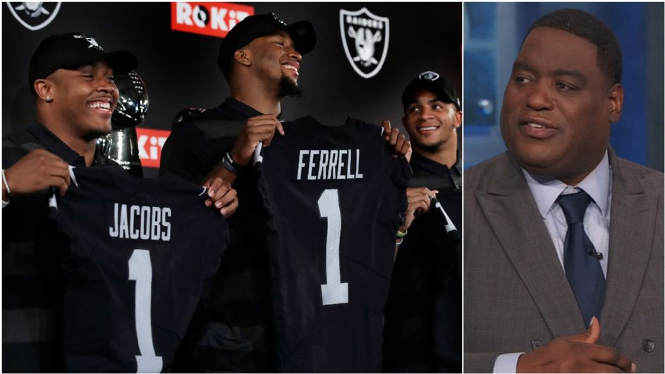 Just Google it: Raiders rookies take a few lessons from Silicon Valley