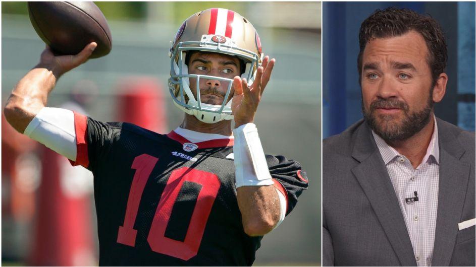 49ers quarterback Jimmy Garoppolo has summer school plans