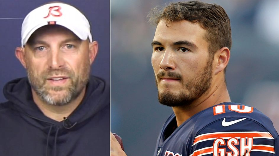 Nagy defends Bears' kicker search amid backlash