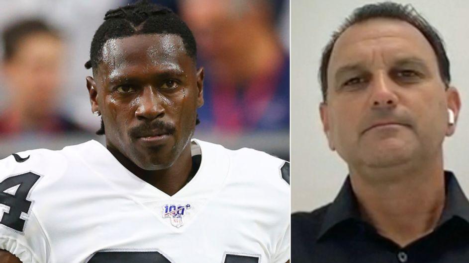 The Antonio Brown helmet saga: Is the Raiders' ultimatum for real?