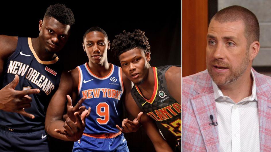 Rookies see Reddish, not Zion, having best career