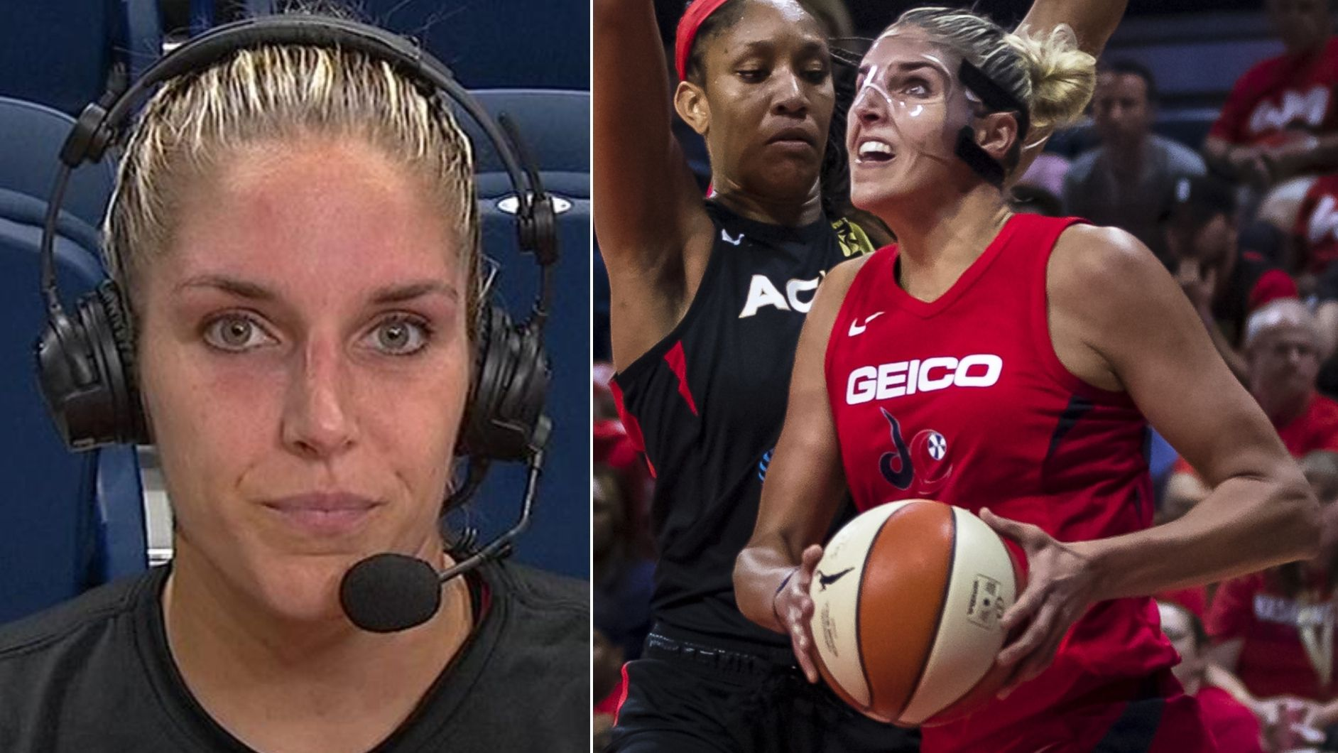 Elena Delle Donne's MVP-caliber season on display in WNBA playoffs