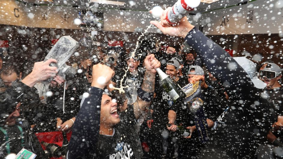 New York Yankees' ALDS sweep shows they don't have to bash to win