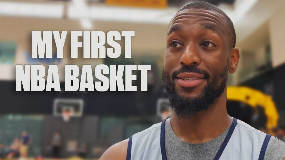 My First Basket: NBA players dish on the moment they 'made it'