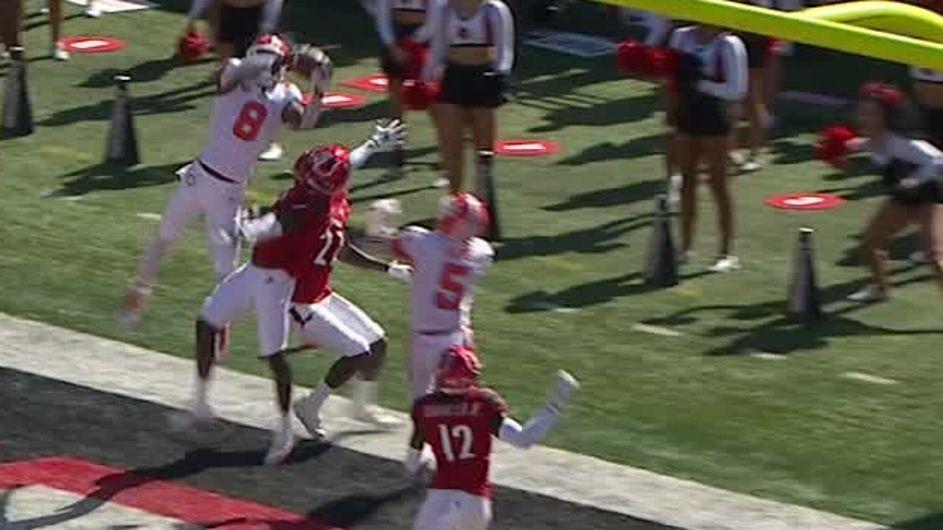 Ross makes incredible TD grab for Clemson - ESPN Video
