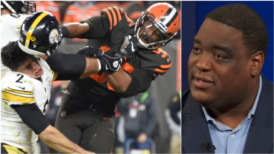 Myles Garrett suspension for Steelers-Browns fight: Why he deserves record punishment for helmet swing