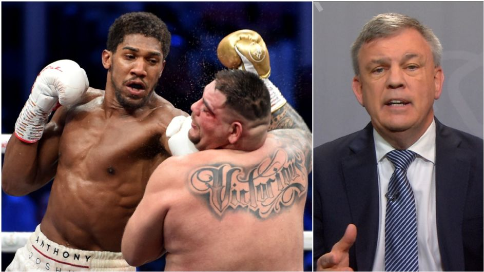 Andy Ruiz can never live down his failed approach to Joshua rematch