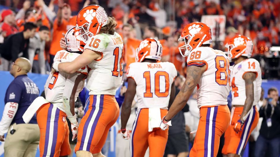 How Trevor Lawrence and Clemson completed a comeback for the ages
