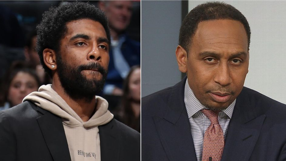 Stephen A. not happy with Kyrie Irving calling out Nets' needs - ESPN Video