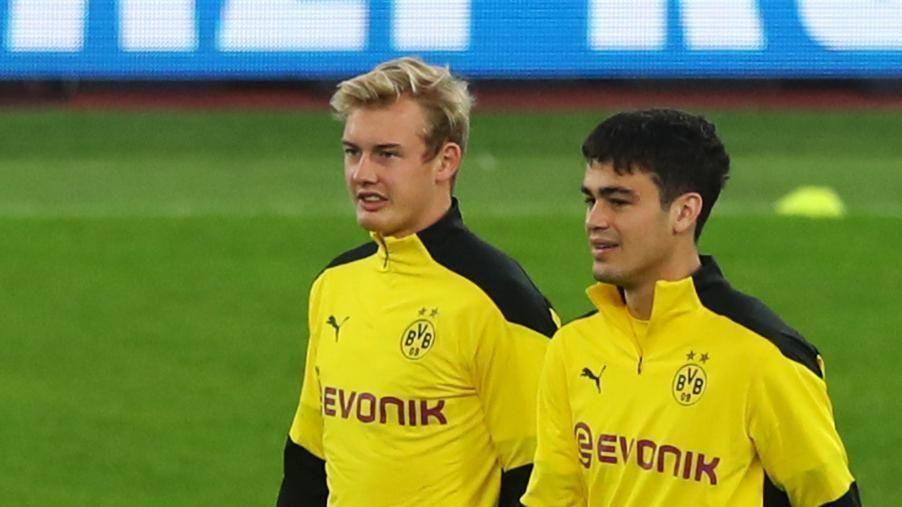 Who lines up for Borussia Dortmund vs. Lazio? - ESPN Video