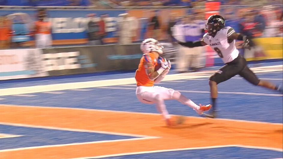 Boise State, a long shot for College Football Playoff, plays role of disruptor