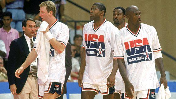 5489a9ddd1914a 25-year anniversary of Dream Team scrimmage - Stats   Info- ESPN