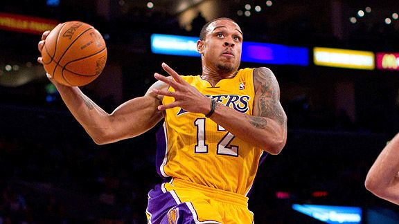 49563c81c Lakers  Shannon Brown returns home to Chicago as a rising star