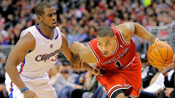 c40e2d2a407 Is Chris Paul or Derrick Rose the best point guard in the NBA