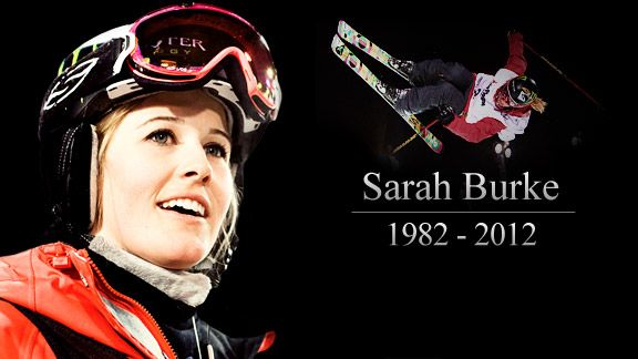 Sarah Burke Dies From Injuries Suffered In Utah